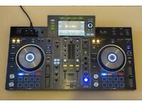 Pioneer xdj rx2 and case