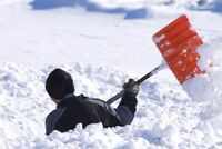 Offering snow removal! Call/text 403-877-5588!