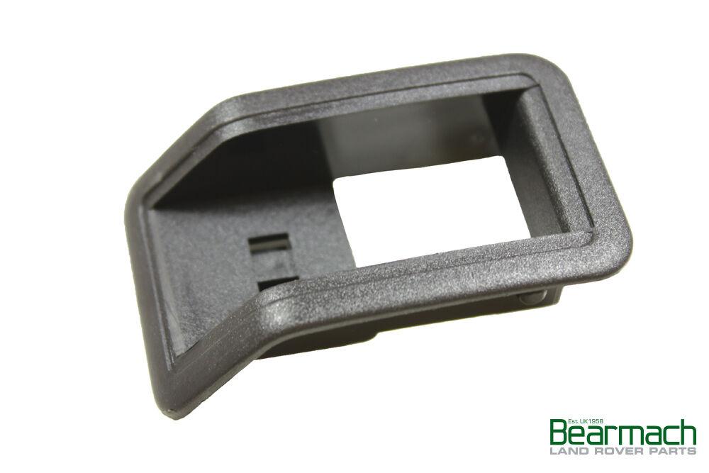 Bearmach Land Rover Defender Door Lock Button Escutcheon Surround MXC4738PMA