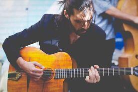 Guitar Tuition / Hoxton