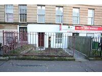 West End, Garnethill G3 6SQ, 2 Bed main door garden flat, near Tesco, Greggs, Underground & Uni's