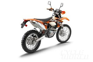 Barrie Innisfil who can certify Enduro style motorbike
