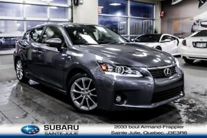 2012 Lexus CT 200h LEATHER, ROOF