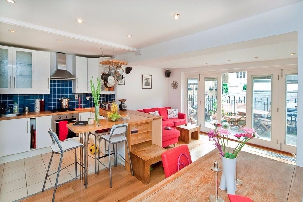 Beautiful flat in the heart of everything with 3 beautiful spacious bedrooms