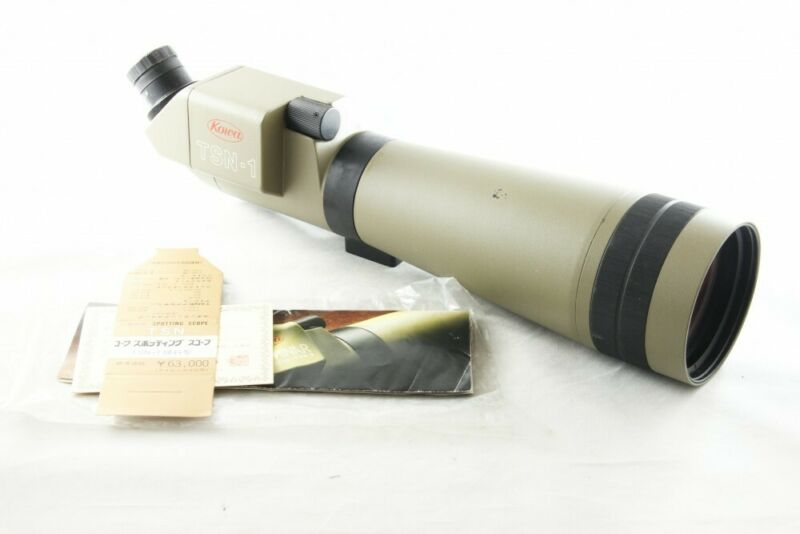 Excellent Kowa TSN-1 MC 77-P Spotting Scope 40x Eyepiece for Birdwatching #2306