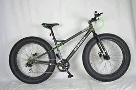 "26"" coyote fat man bike"