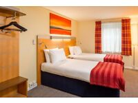 2x twin rooms @ Holiday Inn for 1 night on 29th April 2017 (Anthony Joshua vs Klitschko)
