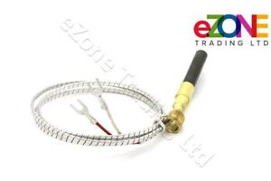 Gas Fryer Thermopile Thermocouple 2-Wire IMPERIAL ELITE FRYMASTER DEAN PITCO