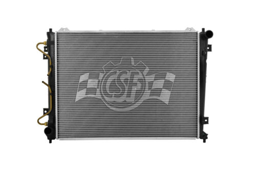 Radiator For 2004-2008 Acura TSX 2.4L 4 Cyl 2005 2006 2007 3366