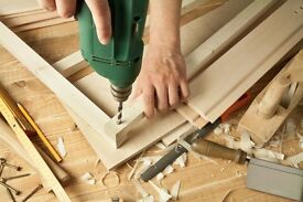Handyman/Carpenter with great attention to detail is available for all sorts of projects.