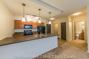 136 Sandpiper Peaks 2 Bed 2 Bath Under Parking Furnished and Not