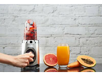Andrew James Smoothie Maker - complete with box - Silver