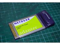 Netgear Gigabit PC Card - GA511