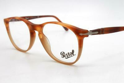 Persol 3115-V Resina e Sale Eyeglasses Matte Light Havana 9036 Authentic (Persol Glasses Sale)