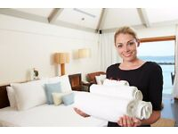 Room Attendant / Housekeeping / Chambermaid Job Position £7.20 to £7.50/hr