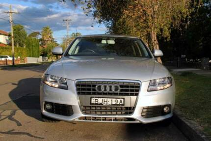 2009 A4 TDI Auto Long Range low Ks Long Rego Chatswood Willoughby Area Preview