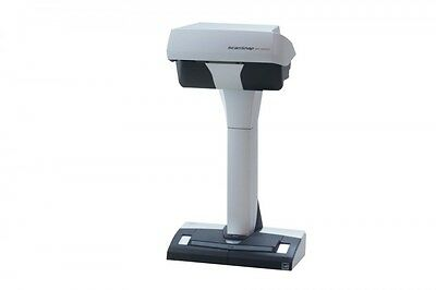 FUJITSU ScanSnap SV600 Overhead Reading Method Scanner Color A3  FI-SV600A New