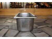 5 Litre Ice cream Napoli Pans - Stainless Steel 5 Litre