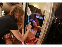 Magic Mirror Photo booth - Hire
