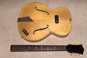 Hofner Senator Thinline Electric Guitar Avalon Pittwater Area Preview