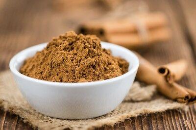 1 kg Zimt gemahlen Cinnamon Zimtpulver Casia  Top Qualität 1000g