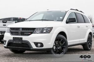2017 Dodge Journey SXT (FWD) SXT