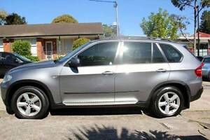 2008 BMW X5 xDrive30i Executive E70 Auto 4x4 MY09 Sydney City Inner Sydney Preview