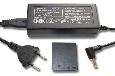 Netzteil Strom Adapter baugleich mit ACK-E12 für Canon EOS M mit DR-E12 Kuppler