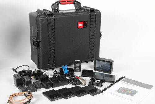 Atomos Samurai in Excellent Condition with hard case and accessories