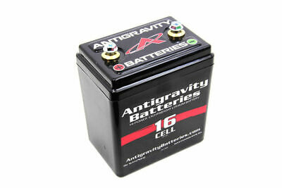 Anti Gravity 16 Cell 12v High-Performance Lithium Harley Motorcycle Battery
