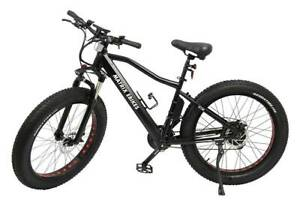 HIGH POWER 500W ELECTRIC FAT BIKE - BRAND NEW  FREE TEST RIDE NOW! Milton Brisbane North West Preview