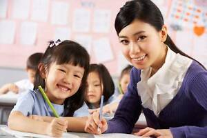 Primary School Tutor $25/hr Canberra City North Canberra Preview