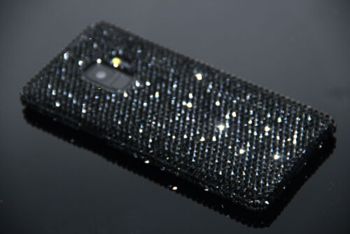 new product 1c199 48f36 Details about Bling Diamond Case For Samsung Galaxy Note 9 S8 S9 S10 + WITH  SWAROVSKI ELEMENTS