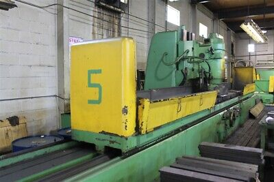 18 X 18 X 192 Thompson Vertical Rotary Surface Grinder Yoder 62165