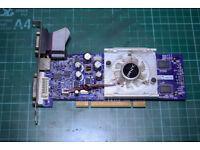 Nvidia 8800GS 512MB PCI card