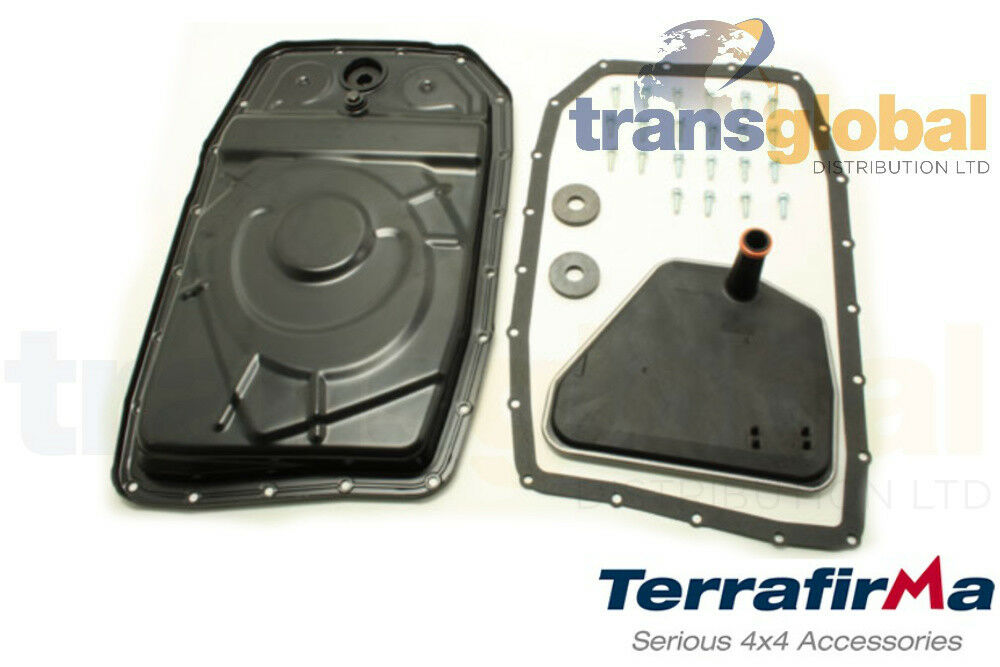 Land Rover Range Rover Sport ZF 6HP26 Automatic Gearbox Metal Sump Filter Kit