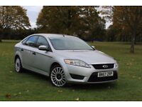 2007 FORD MONDEO 1.8 TDCI ZETEC LOW MILES! CLEAN CAR NO FAULTS HPI CLEAR EXCELLENT FUEL ECONOMY