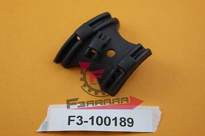 F3-100189 Ojal para Cable Frenos Plásticos Unión Al Marco Mountain Bike MTB