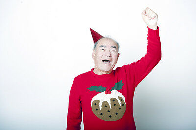 Christmas and retro jumpers are terrible