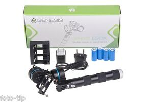 Genesis ESOX gimbal stabilizer for GoPro HERO 3/3+/4 - <span itemprop=availableAtOrFrom>Kraków, Polska</span> - Genesis ESOX gimbal stabilizer for GoPro HERO 3/3+/4 - Kraków, Polska