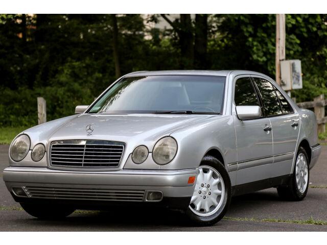 1999 mercedes benz e300 e300d turbo diesel l6 florida for Mercedes benz diesel for sale in florida