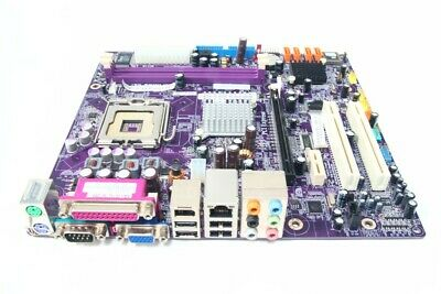 ECS Elitegroup RC415T-AM Acer Aspire E560 T660 mATX Mainboard Sockel/Socket 775