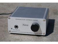 Graham Slee Headphone Amplifier