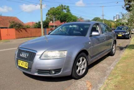 2006 Audi A6 Safe Space Style & Luxury GPS