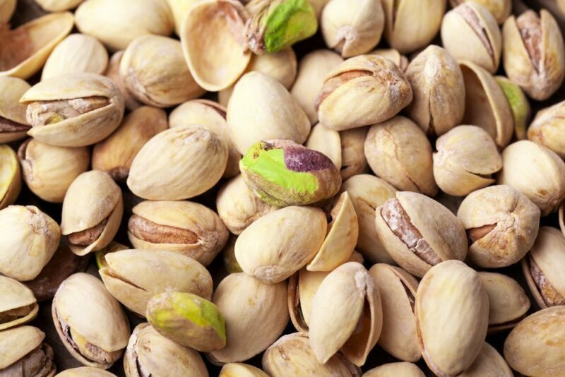 Roasted Salted Pistachios by Its Delish, 5 lbs