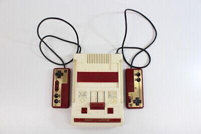 Original Nintendo Famicom Console Only FC Japan Import US Seller FK036 B