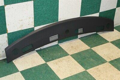 06-08 Ram 1500 Black Upper Top Dash Windshield Defrost Vent Trim Panel OEM