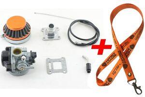 Nitro Motors Tuning Vergaser 49cc Pocketbike Dirtbike Ersatzteil