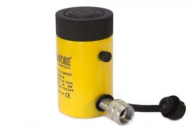 Single-acting Cylinder With Lock Nut 20tons 2 Yg-2050ls
