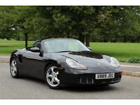 2001 PORSCHE BOXSTER 2.7 MANUAL 85K MILES EXCELLENT EXAMPLE FULL HISTORY 986